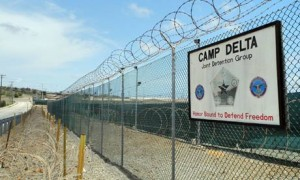 Guantánamo Bay: 'Hundreds of Arabs have been sent to Gitmo, chewed up by the system, never charged and transferred back to their home countries.' Photograph: AFP/Getty Images