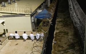 Muslim Inmates force-fed in Gitmo