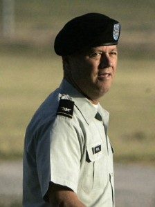 Judge Col James L Pohl, head of Commissions at GTMO